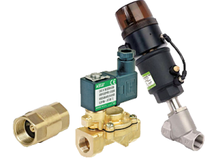 Solenoid and Pressure Operated Valves